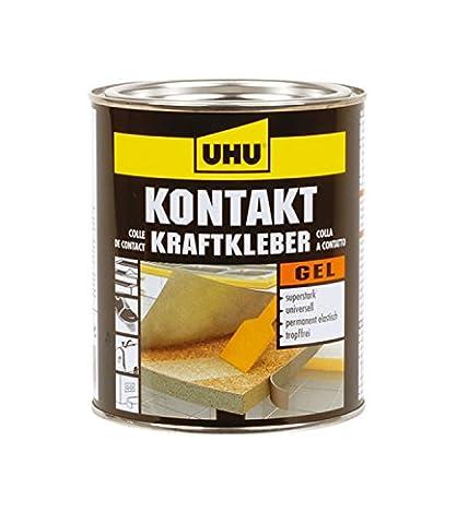UHU Contact Power Glue Gel, 640g Tin, 46055