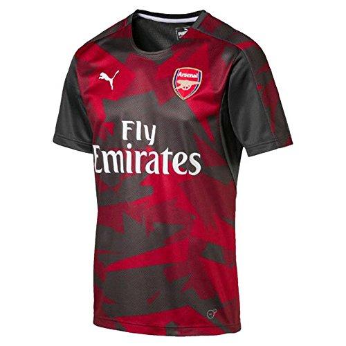 Puma Arsenal FC, Temporada 2017/2018 Camisetas, Hombre, Verde, L