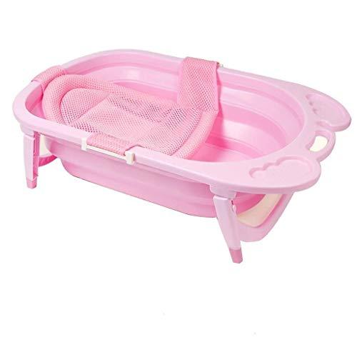 QQS Crema inflable de la tina de baño del viaje infantil del bebé de Tiny Tots