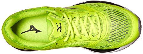 Mizuno Synchro MX Maschenweite Laufschuh Green