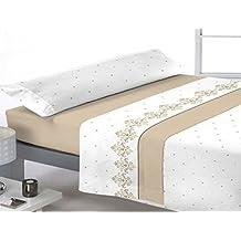 Juego de cama Termico Malay cama de 150 01 Beig