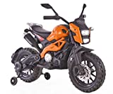 Toy House RMF Himalyan Rechargeable Battery Operated Ride-On Bike for Kids