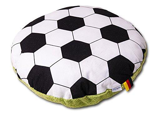 moritzkid Kissen Fußball Durchmesser ca. 37 cm