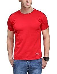Scott International AWG Men's Jersey Round Neck Dryfit T-Shirt - Fluorescent Orange