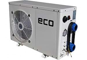 Wärmepumpe ECO 10 Schwimmbad Heizung Poolheizung Wärmetauscher
