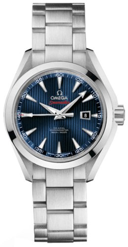 Omega Aqua Terra Olympic Collection London 2012 Ladies Watch 522.10.34.20.03.001