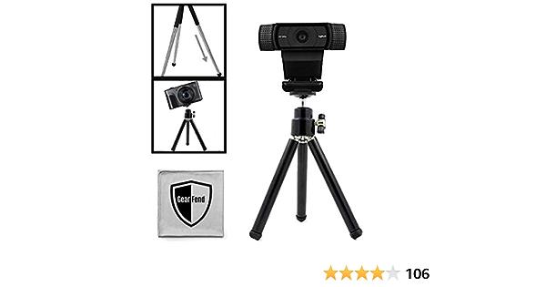 Gearfend Mini Stativ Mit Ausziehbaren Beinen Für Kamera