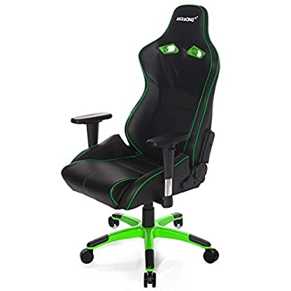 41 1om9GEjL. SS416  - AKRACING Silla Gaming NW Negra/Verde