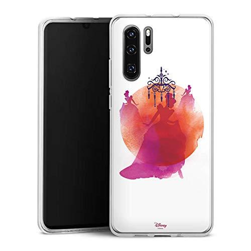 DeinDesign Silikon Hülle kompatibel mit Huawei P30 Pro Case Schutzhülle Disney Cinderella Aschenputtel Geschenke