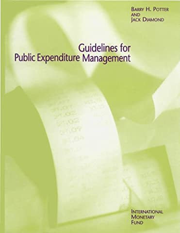 Guidelines for Public Expenditure Management