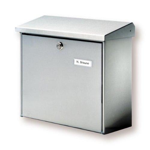 Preisvergleich Produktbild Briefkasten Comfort Edelstahl