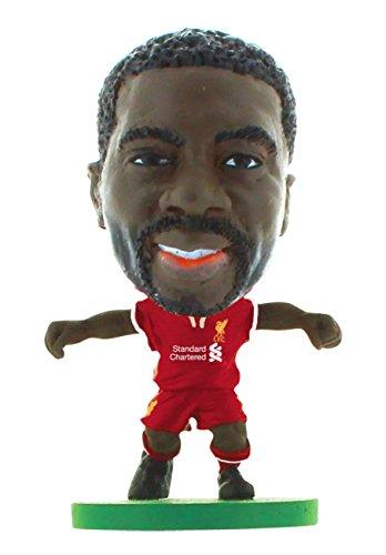 SoccerStarz Liverpool Kolo Toure Home Kit