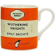 Mug - Wuthering Heights - Charlotte Bronte. Orange: Penguin Merchandise