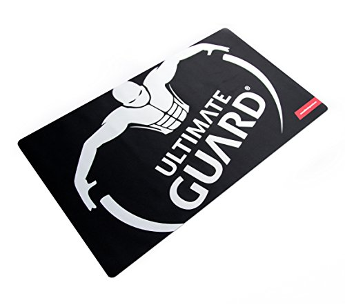Ultimate-Guard-UGD010200-Spielmatte-UG-Logo-61-x-35-cm