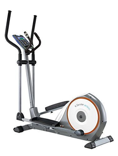 Body Sculpture Programmable Magnetic Elliptical with iConsole+ App Suite