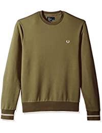 Fred Perry Pullover Herren Gruen Baumwolle Casual XL · EUR 79,99 Prime. Fred  Perry Crew Neck Sweater fa728932cc
