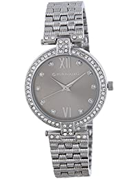 Giordano Analog Grey Dial Women's Watch - A2063-11