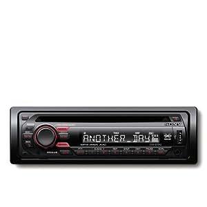 Sony CDXGT33U Autoradio CD MP3 Entrée USB 4 x 45W Noir