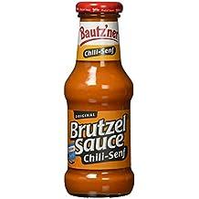 BAUTZ'NER Brutzelsauce Chili-Senf, 250 ml