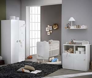 Chambre bébé complète, Zanimo -