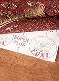 Foxy Graph FOXI Super Plus Blanc 165 x 235 cm Fabriqué en Europe Accessoires