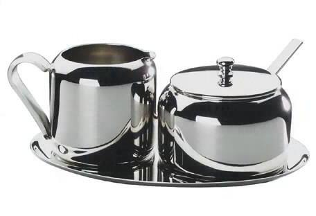 ASSHEUER + POTT Milch- und Zucker-Set 0,125 l
