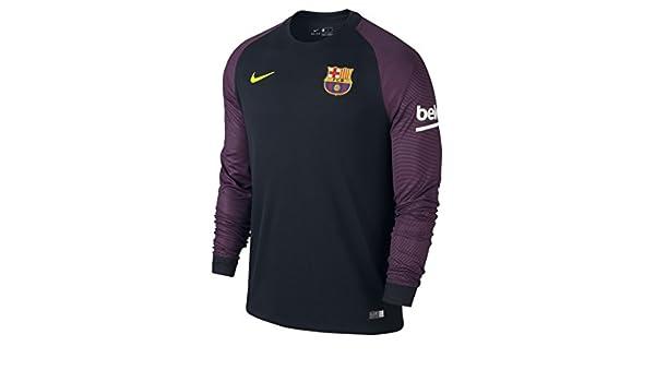 75c37371c1b Nike FCB M LS GK STADIUM JSY - Long-sleeved - T-shirt - FC Barcelona line  for Men