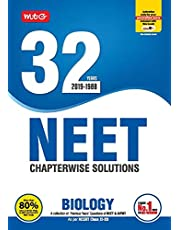 32 Years NEET-AIPMT Chapterwise Solutions - Biology 2019