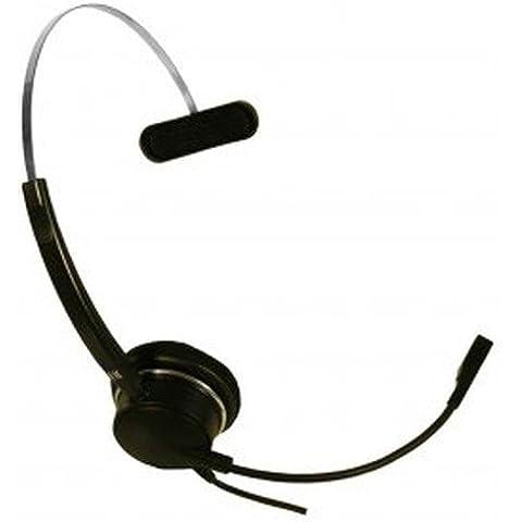 Imtradex BusinessLine 3000 XD Flex Headset monaurale per Cisco - IP Phone SPA 941 telefono, via cavo con NC, ASP e connettore QD