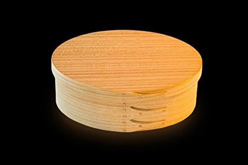 Shaker Oval Box No.3 europäisch Kirschbaum - Ovale Shaker