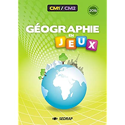 Géographie en jeux CM1-CM2