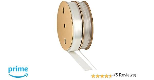 ISO-PROFI/® Gaine thermor/étractable 3:1 transparent avec adh/ésif S/électionen 8/tailles et 6/longueurs M/ètre ici?: /Ø 15mm//–/Longueur: 4/M/ètres