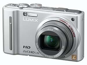 Panasonic Lumix TZ10 Digital Camera - Silver (12.1MP, 12x Optical Zoom) 3.0 inch LCD