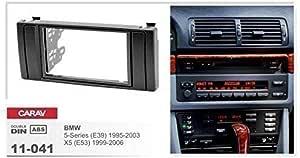Carav 11 041 Doppel Din Radioblende Auto