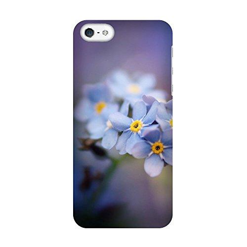 iPhone 6/6S Coque photo - Vergissmeinnicht