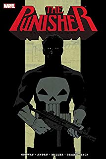 Punisher: Back to the War Omnibus (1302908235) | Amazon Products
