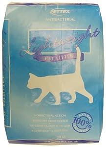 Pettex Lightweight Antibacterial Cat Litter 20 Litre from Pettex Limited