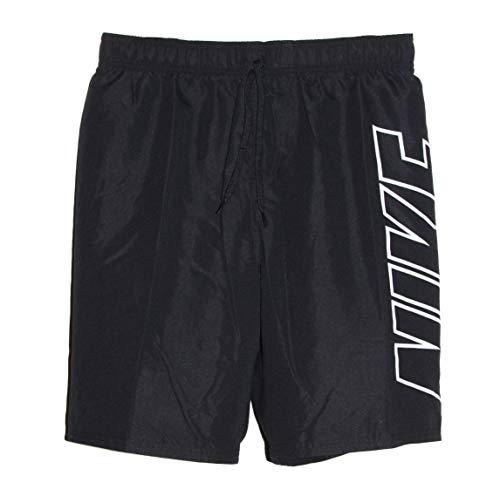 Herren Nike Swim Trunks (Nike Men's Big Leg Logo Board Shorts Volley Swim Trunks)