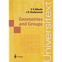 Geometries and Groups (Springer Series in Soviet Mathematics)