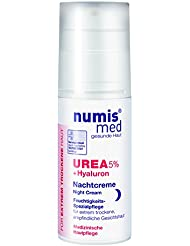Numis med Nachtpflege Urea plus Hyaluronsäure 50 ml, 1er Pack (1 x 50 ml)