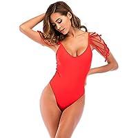 Nouveau Bikini bandoulière frange sexy backless maillot de bain CUIYAN