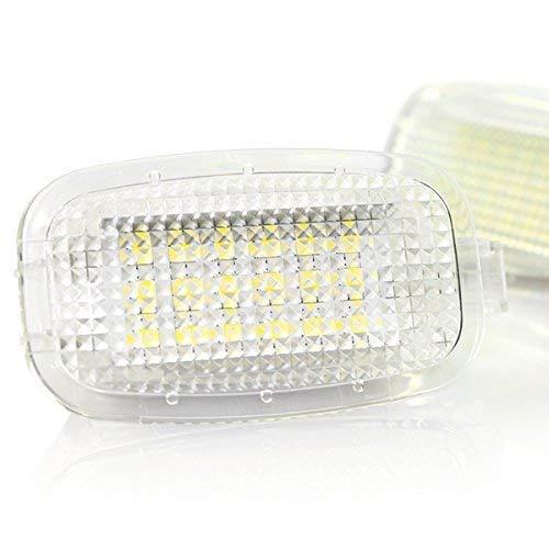 LED Fußraumbeleuchtung, Kofferraumbeleuchtung, Türeinstiegsleuchten, Handschuhfach Plug&Play