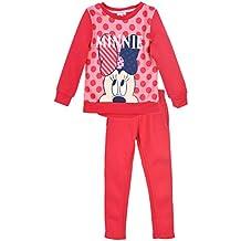 f481e950c Disney Chándal Infantil Minnie niñas Forro Interior Afelpado