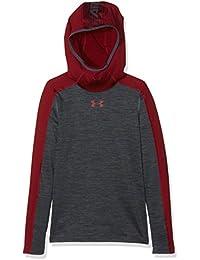 Under Armour Boys' Fitness Sweatshirt up Cg Ninja Hood Long-Sleeve Shirt