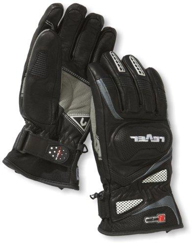 Level Herren Handschuh Race CF 01 Black, 11 - Level-herren Race-handschuh