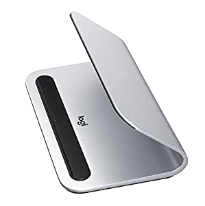 Logitech BASE - Stand de Chargement avec Technologie Smart Connector pour iPad Pro 12,9/9,7 Argenté