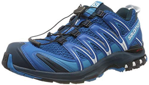 Salomon Herren Trail Running Schuhe, XA PRO 3D, Farbe: blau (Sky Diver/navy Blazer/Hawaiian Ocean) Größe: EU 44 2/3