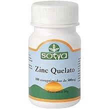 Zinc C 100 comprimidos de Sotya