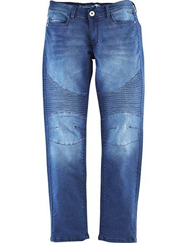 ROADSIGN australia 5 Pocket Biker Jeans Wentworth Avenue denim 40/30 (Jeans Avenue Denim)