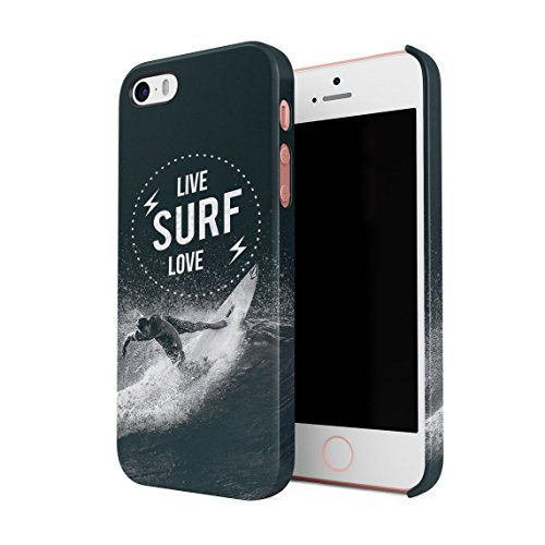 cee60ce54a3 Résultats de la recherche. iphone 5s sports cover case. Man Surfing Waves  On Coast California Tropical Live Surf Love Surf Hard Thin Plastic Phone  Case